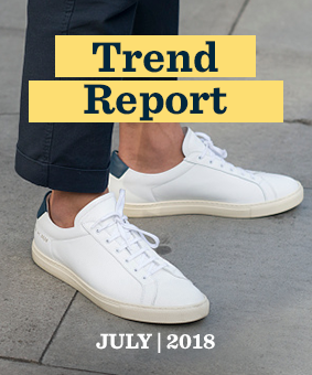 Men's Trend Report: July
