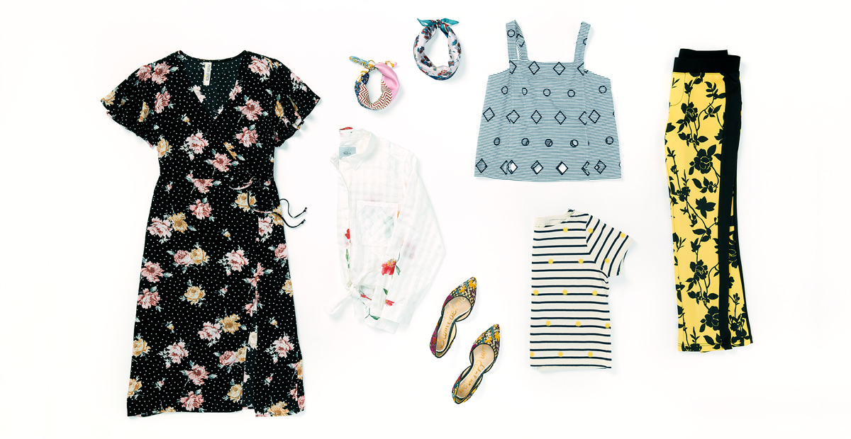 Now Trending: Fresh Prints