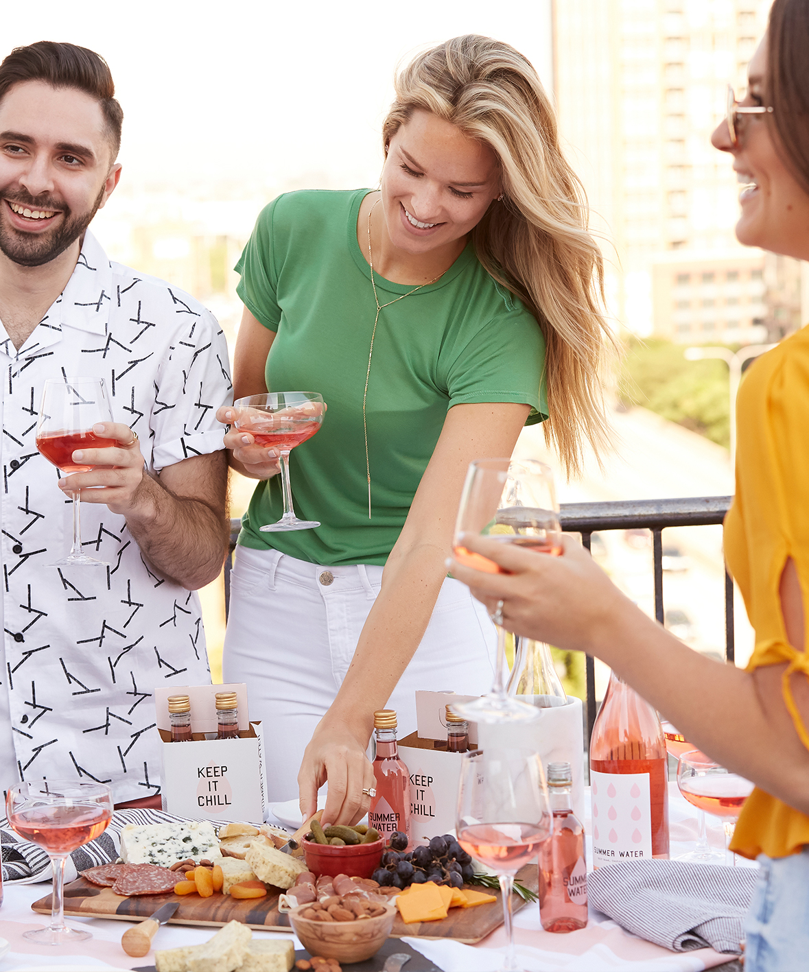 A Style Guide to Summer Get-Togethers