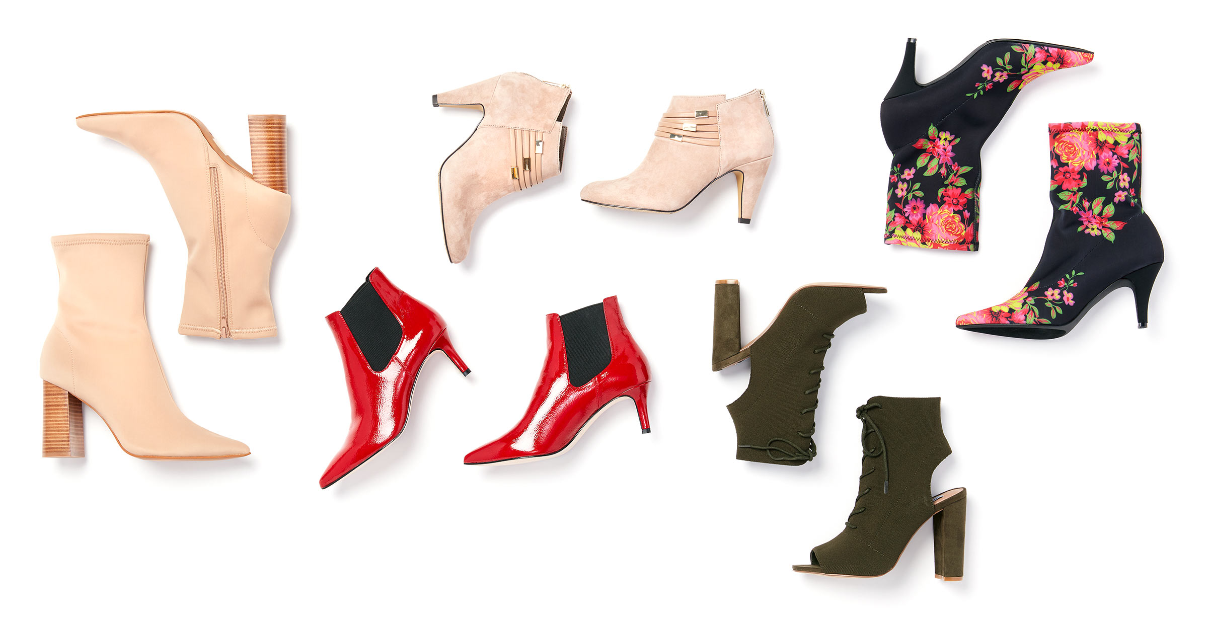 3 Bootie Styles to Wear Now (and Later)
