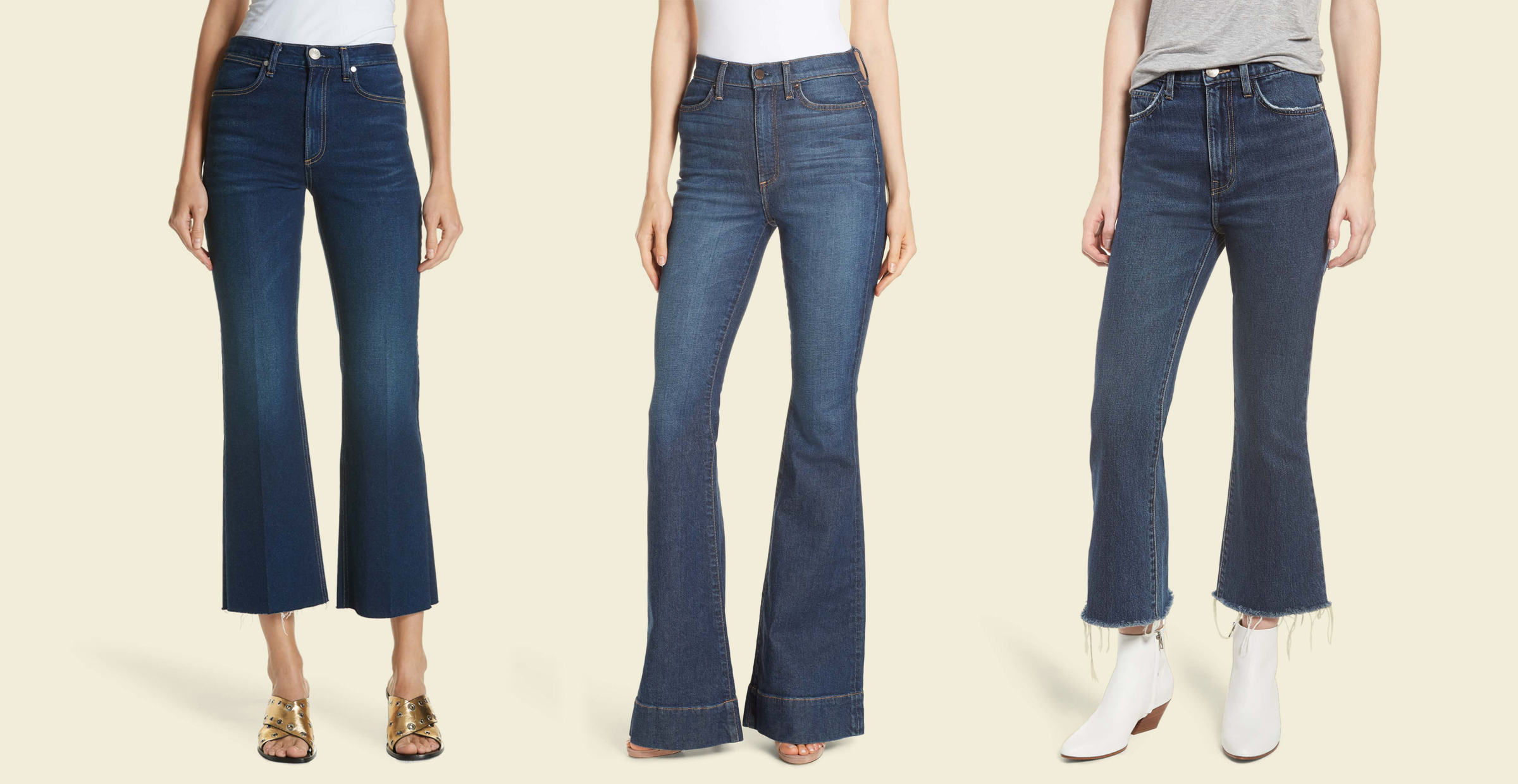 Denim Alert: Turn Up the Volume