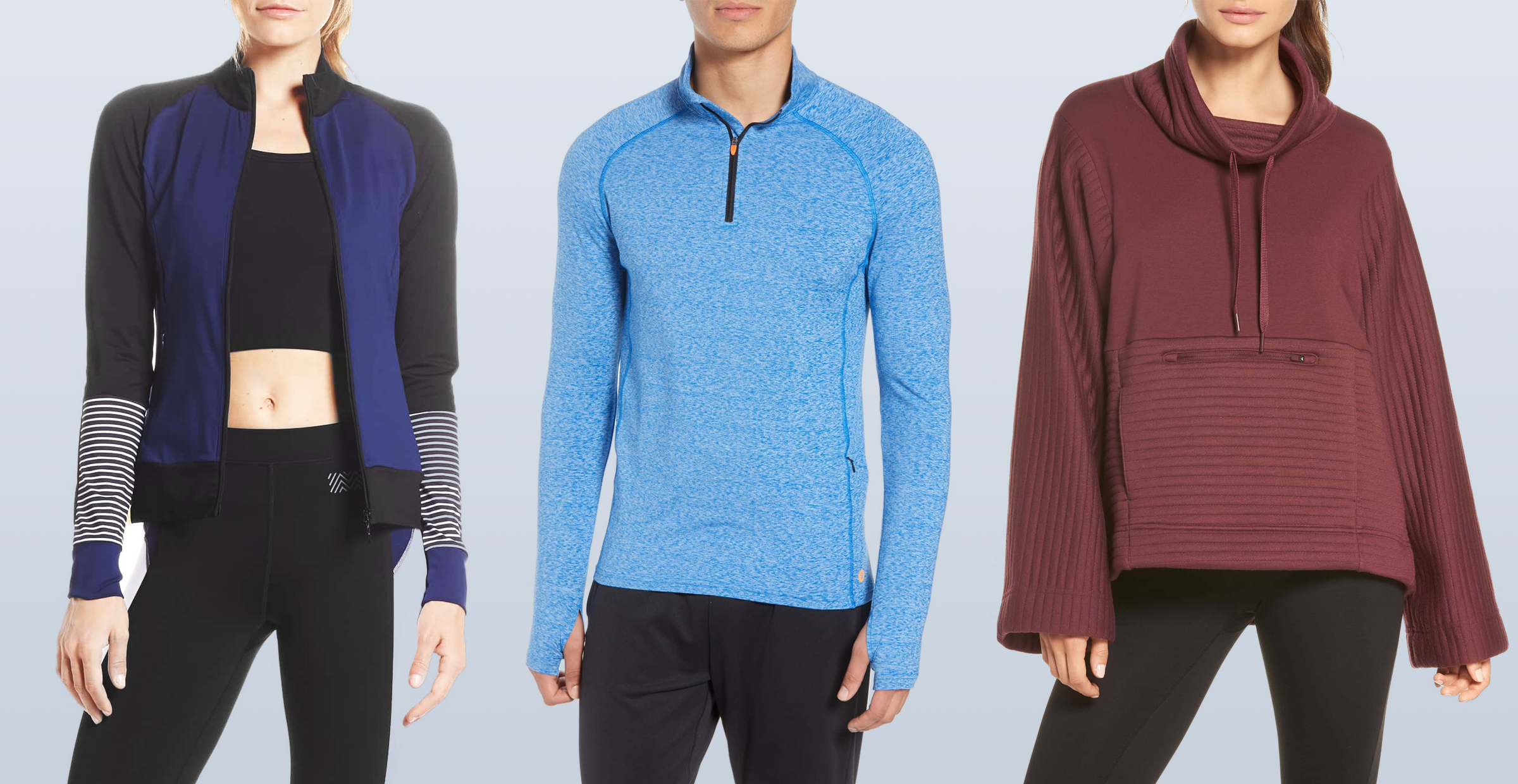 Activewear Designed for Fall Weather