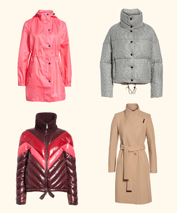 Winter Coats for Every Region