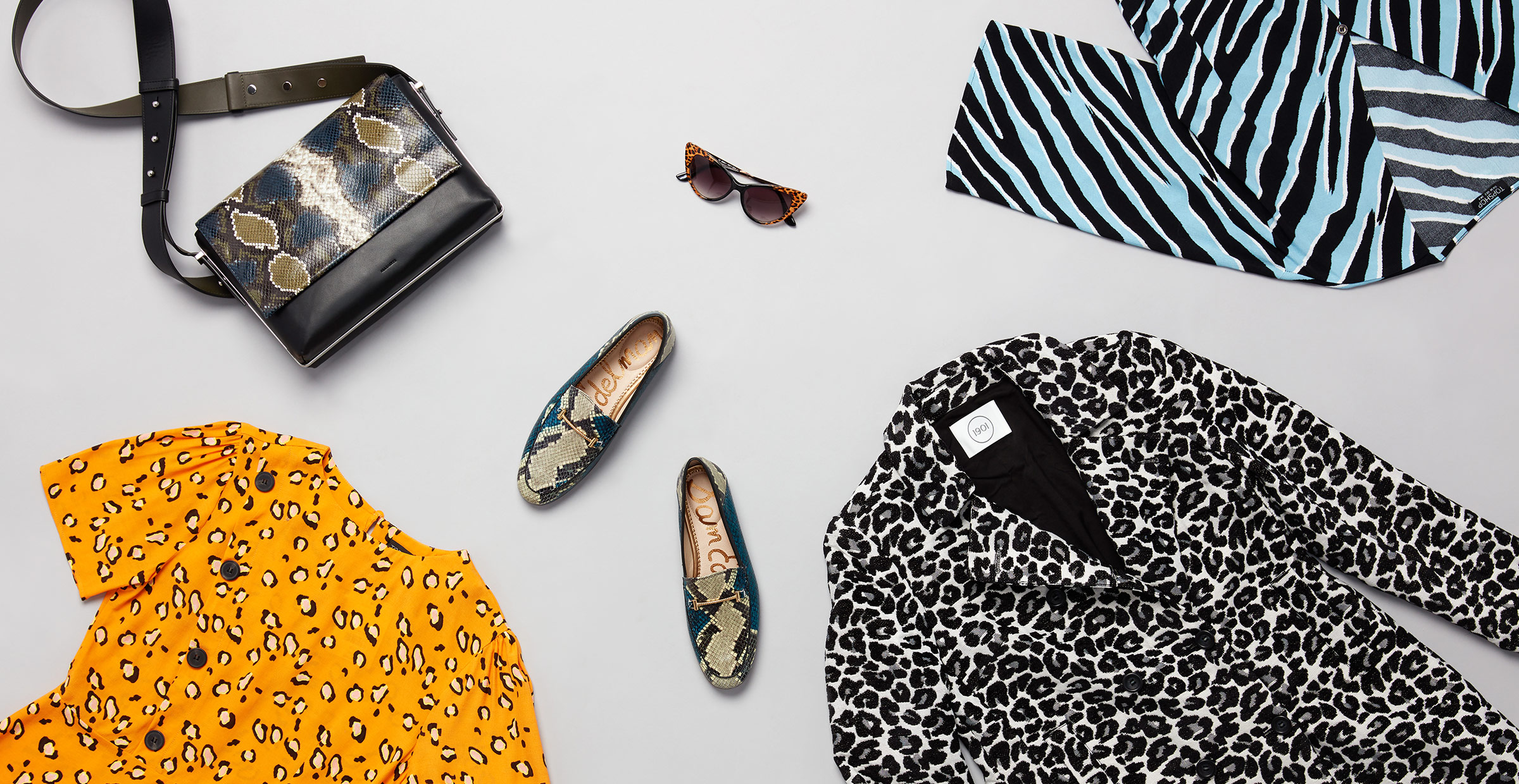Wild New Ways to Wear Animal Print