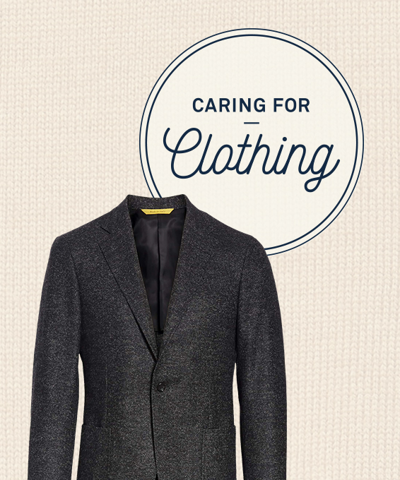 Caring for Clothing: Wool