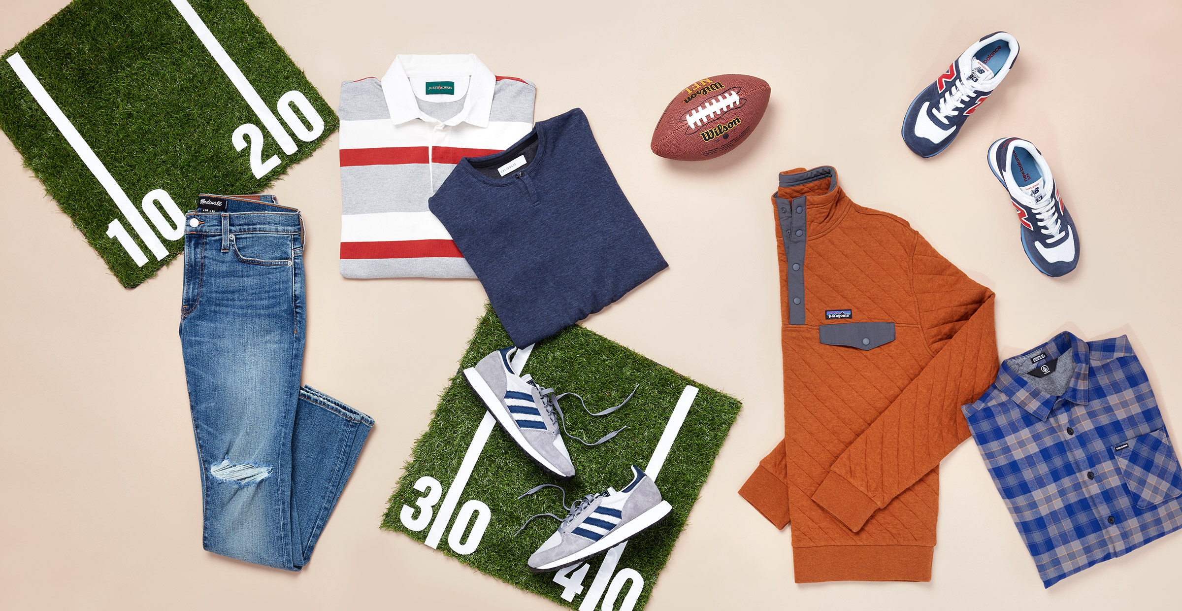 What to Wear for Game Day