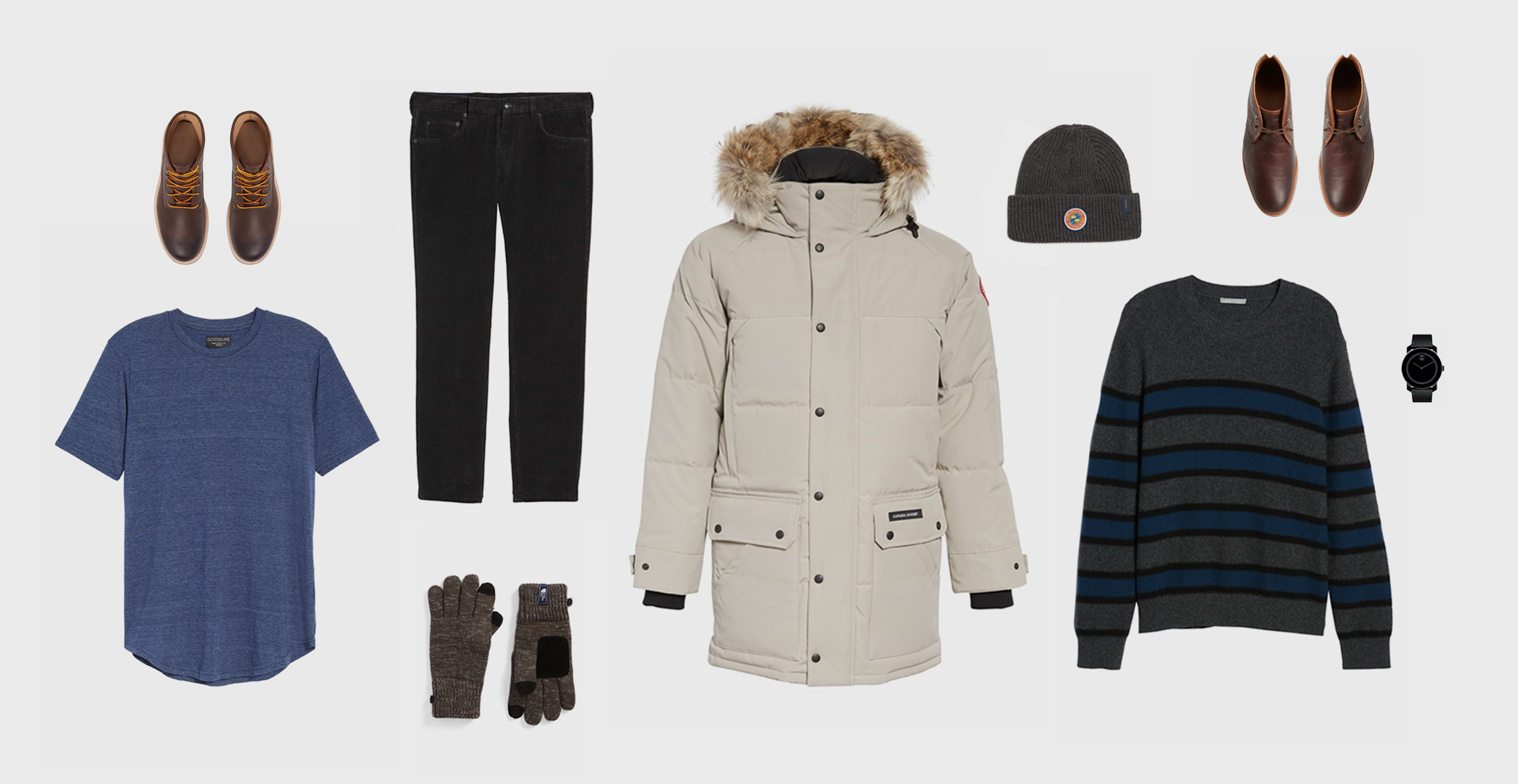 What to Wear for Winter Date Nights