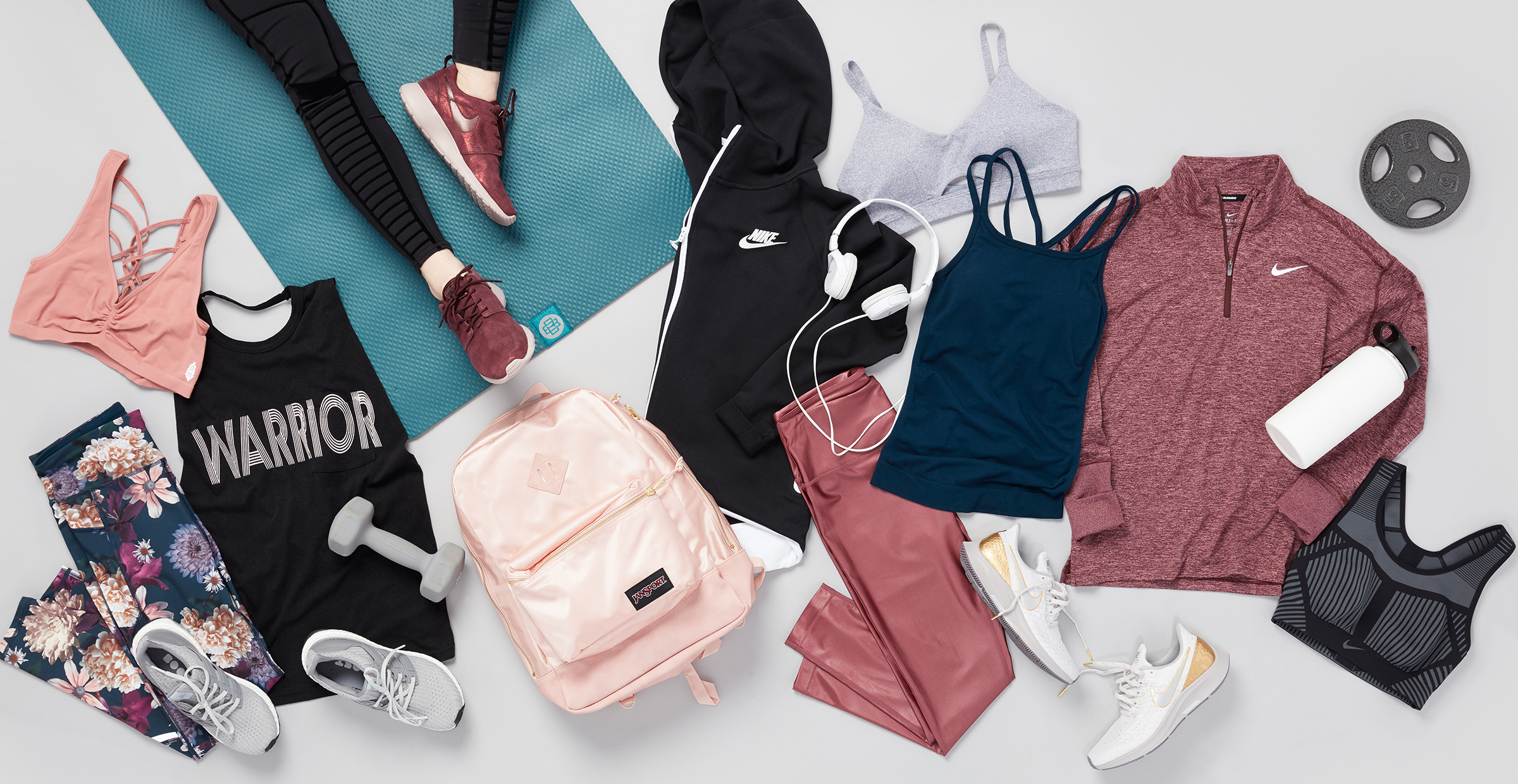 Outfits That Get You Excited for the Gym