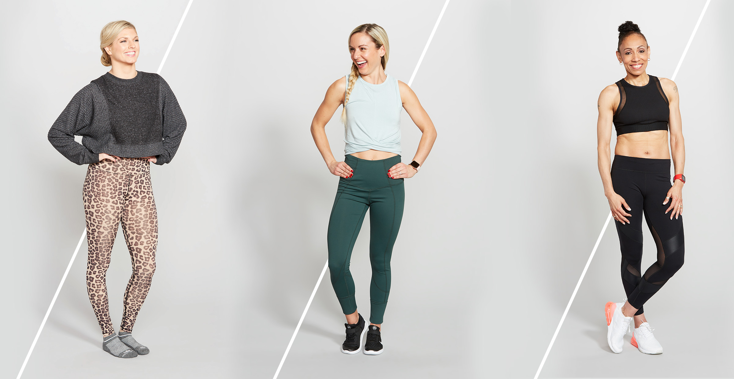 What to Wear for Three Types of Workouts