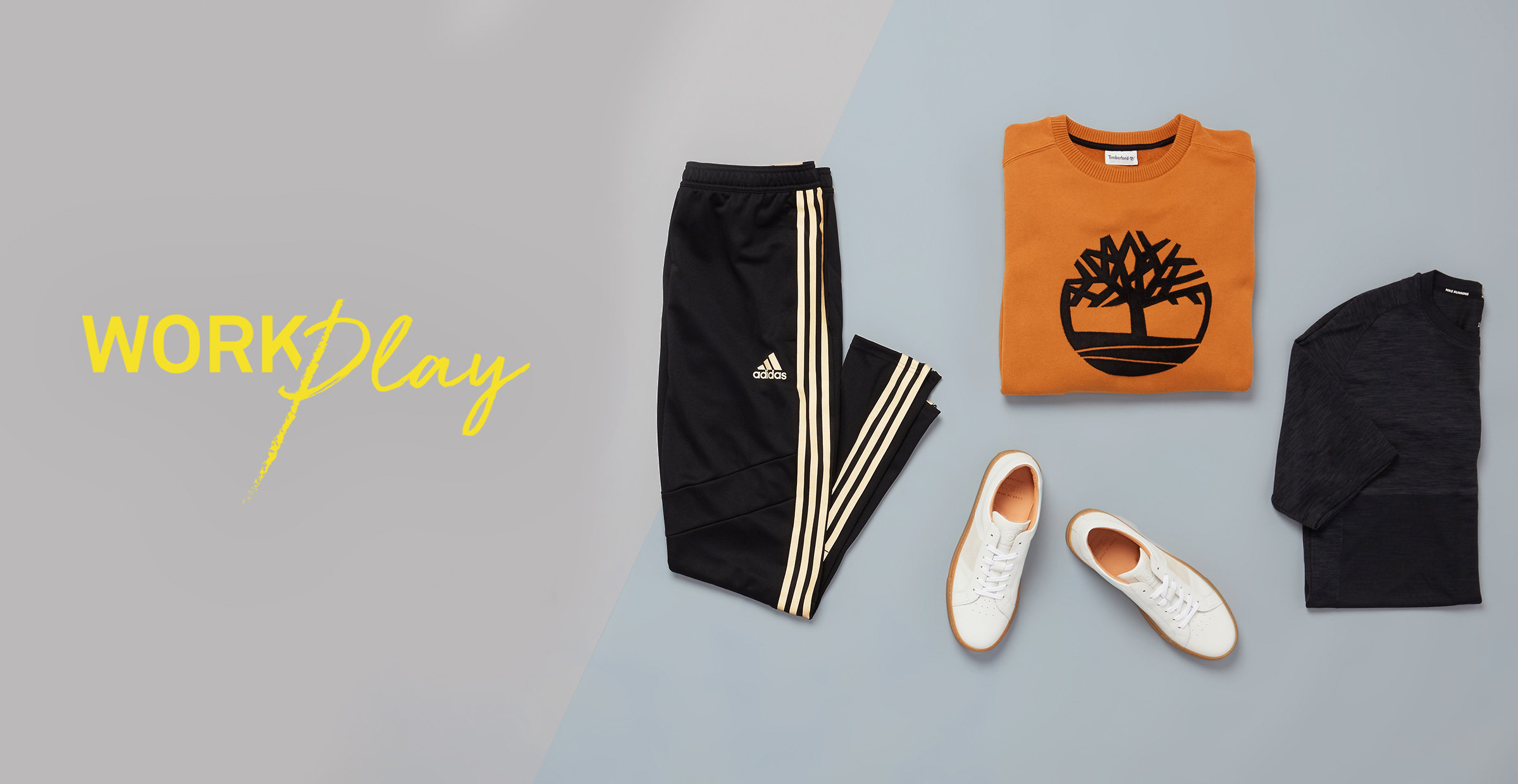 Clothes You Can Workout and Hangout in