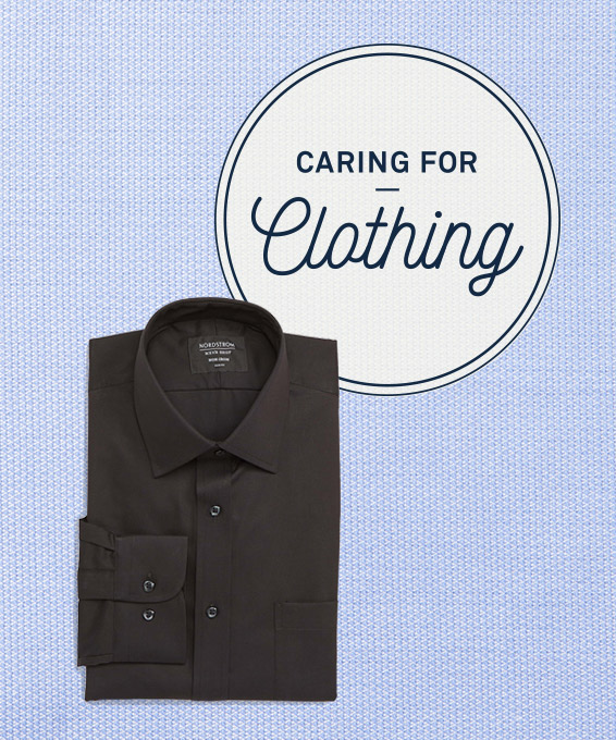 Caring for Clothing: Dress Shirts