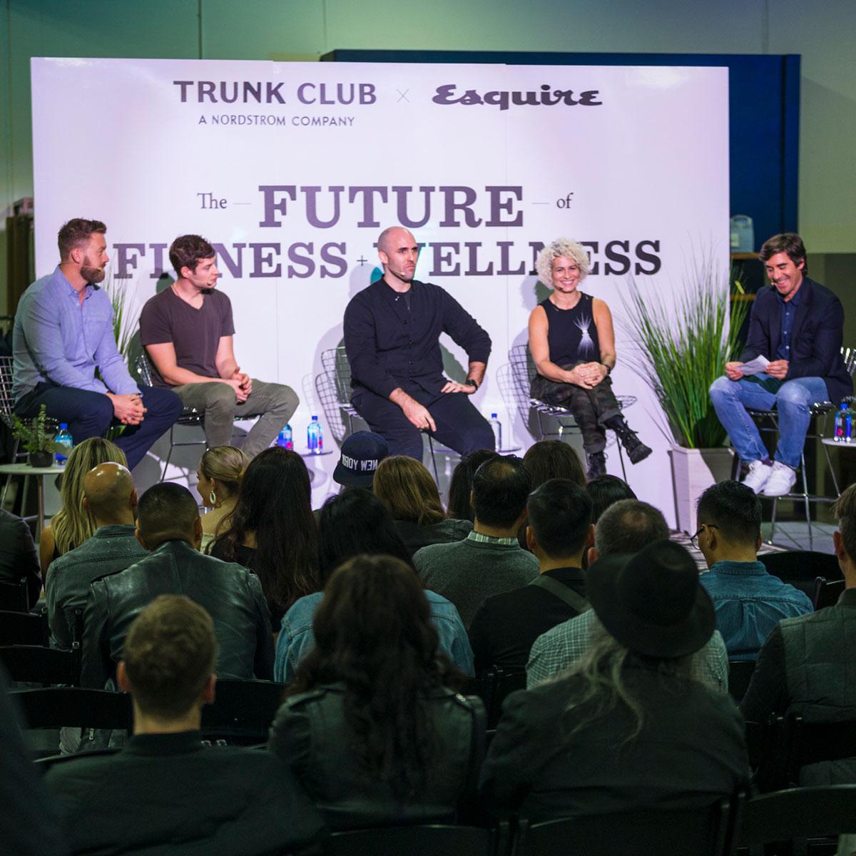 Esquire Panelists