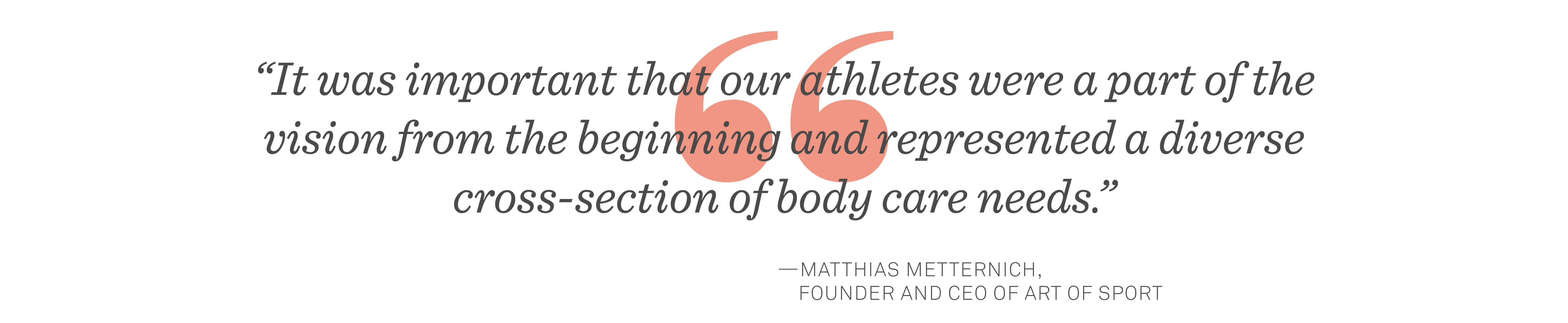 Matthias Metternich quote