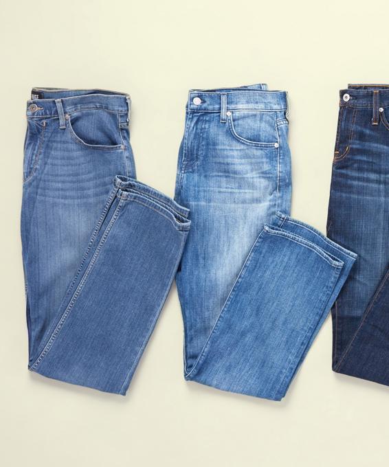 The Classic Straight-Leg Jean