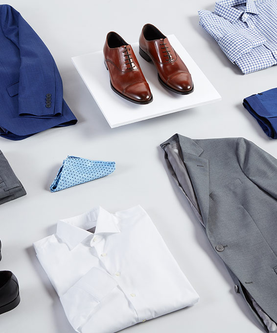 A Modern Take on the Corporate Suit