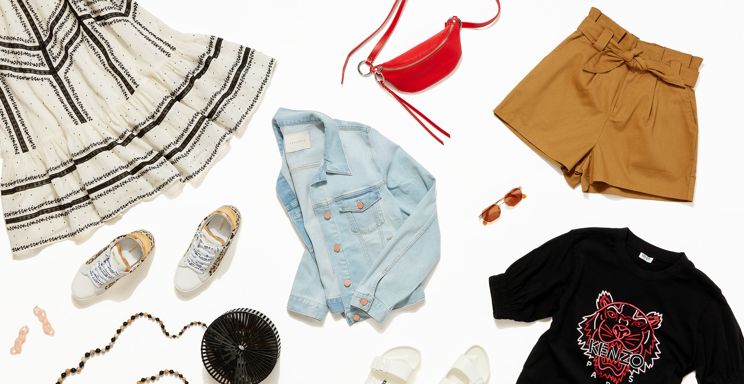 Festival Outfit Ideas:  3 Ways to Style