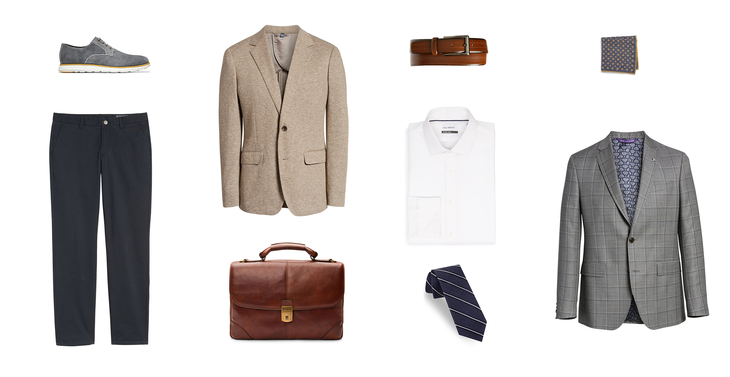 Interview Outfits for the Professional and the Creative