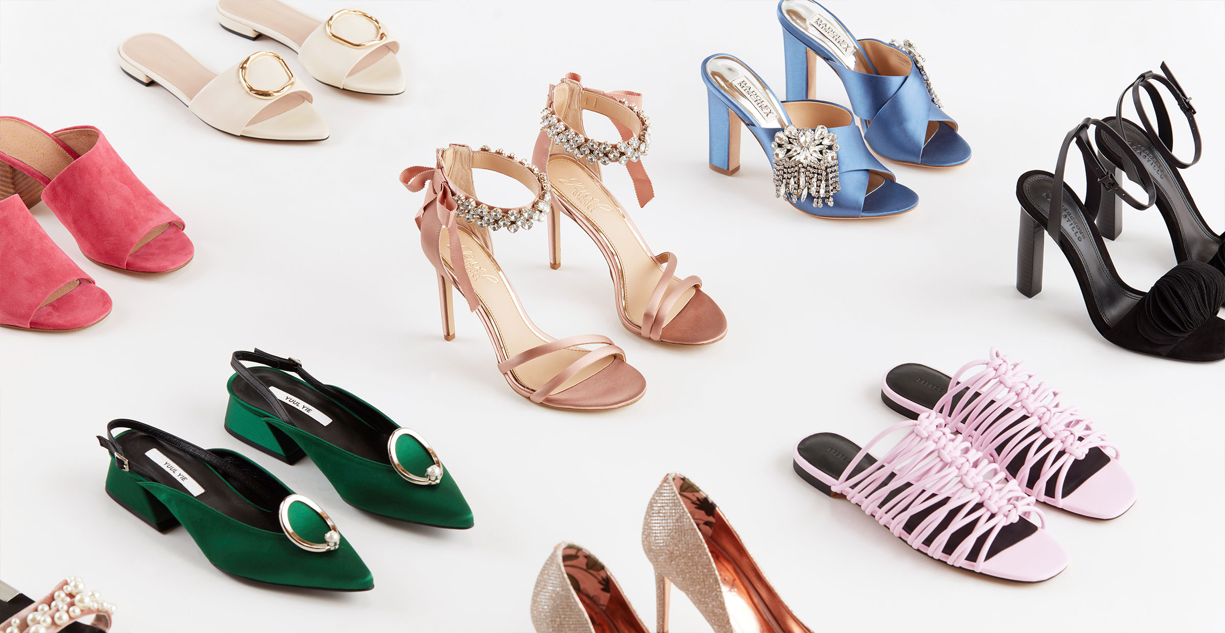The Perfect Pair: Spring Wedding Shoes