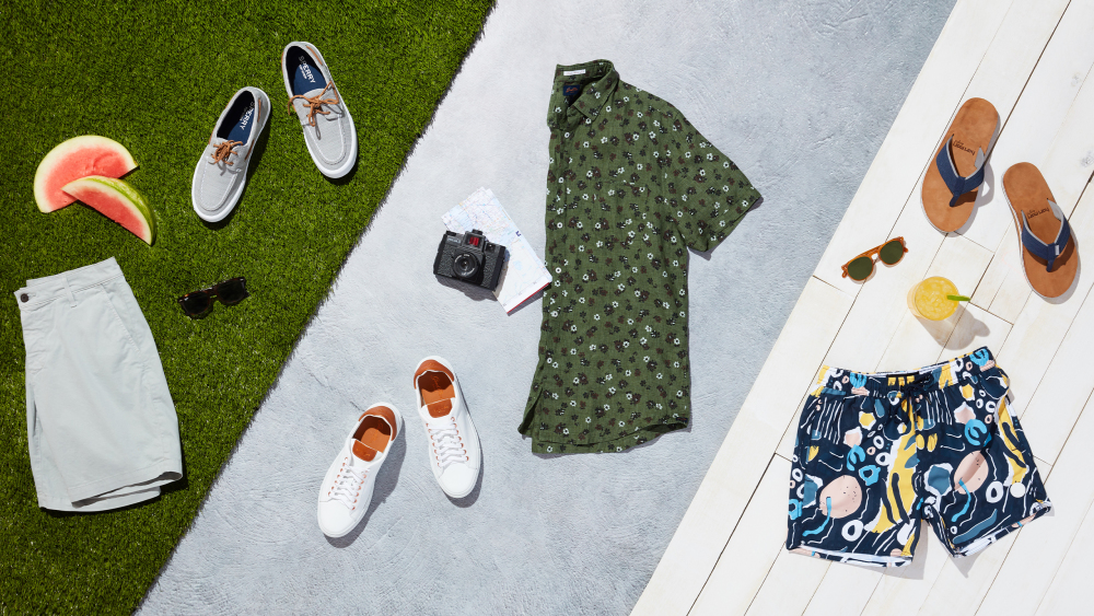 3 Summer Outfits Made for the Weekend