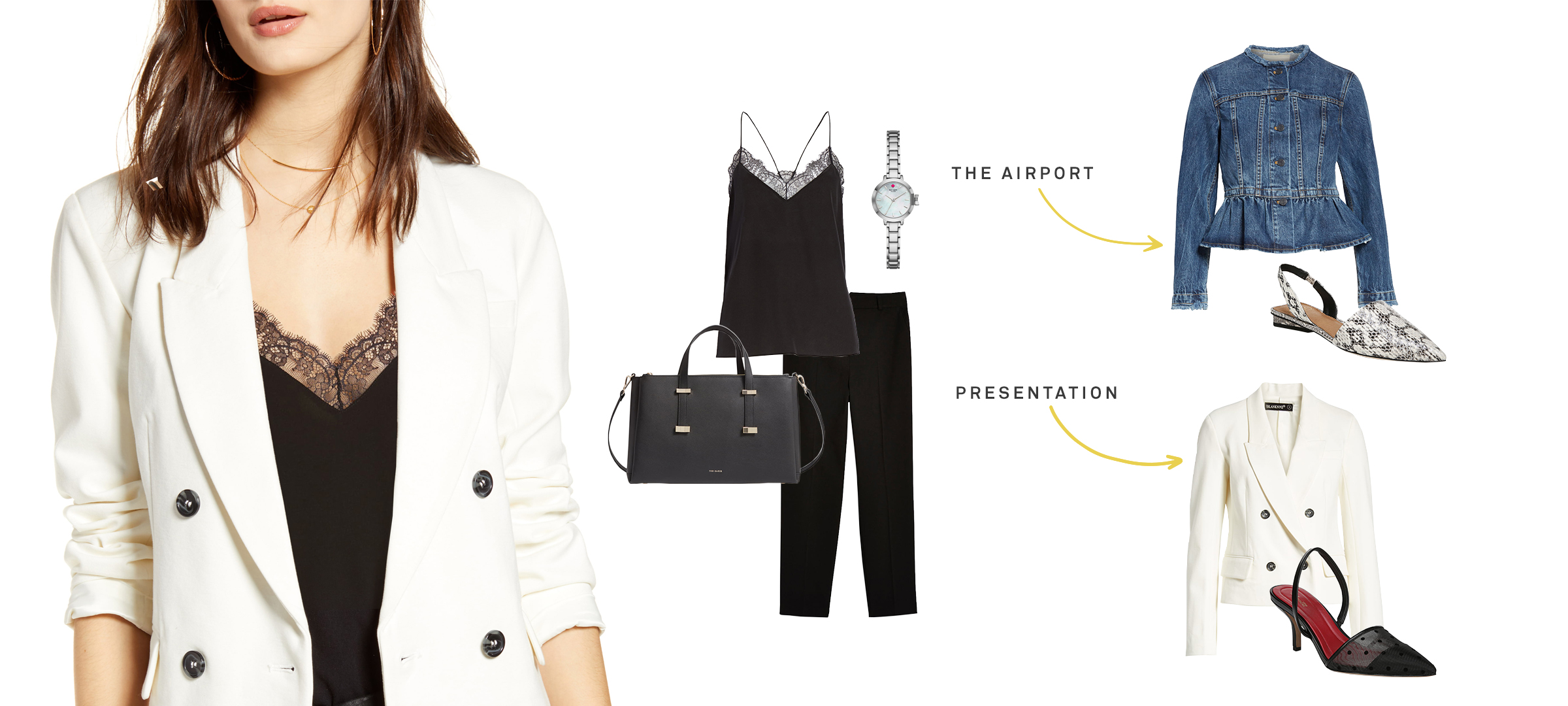 travel outfit for business