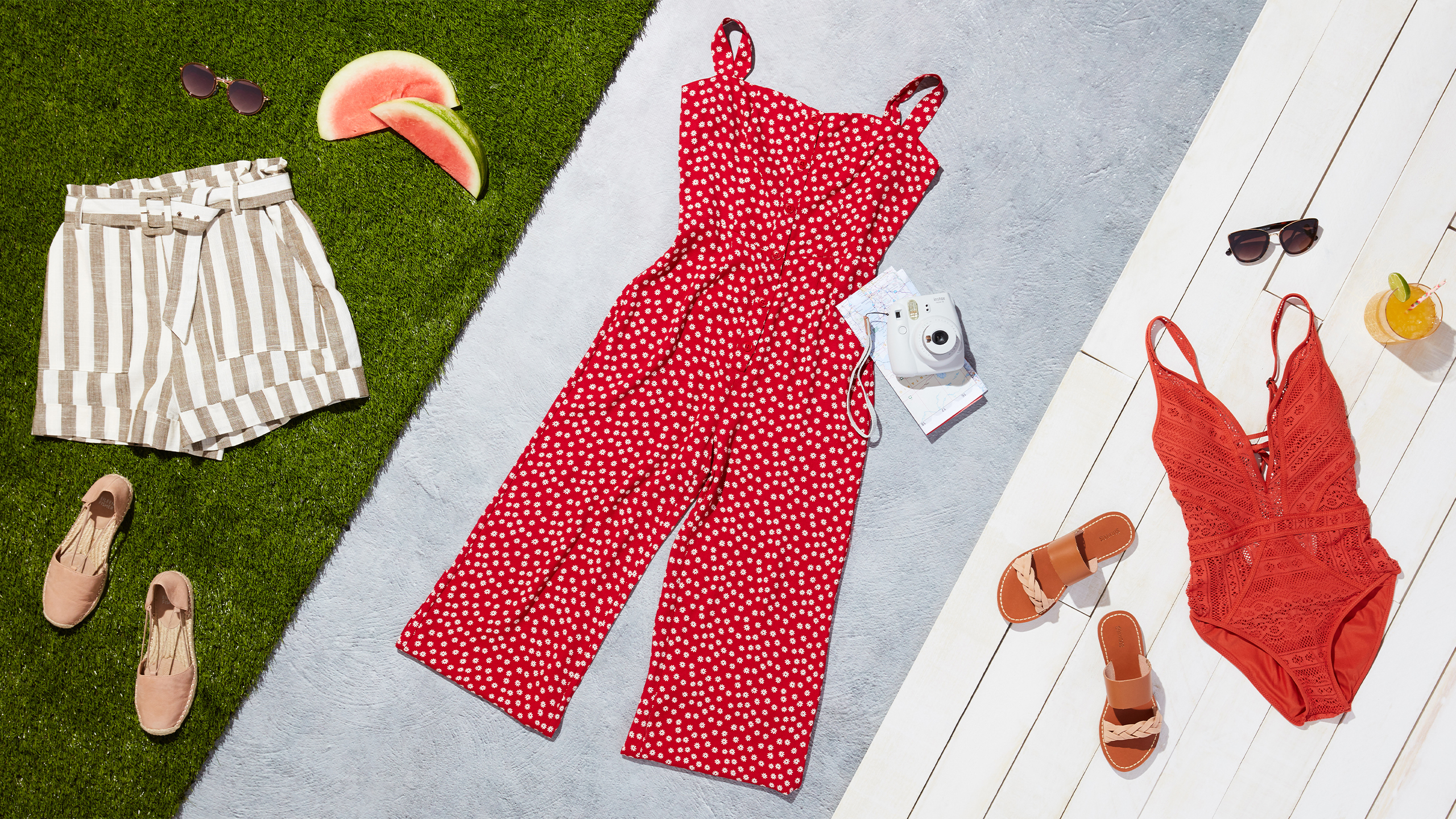 From Pool Parties to Picnics: What to Wear in Summer