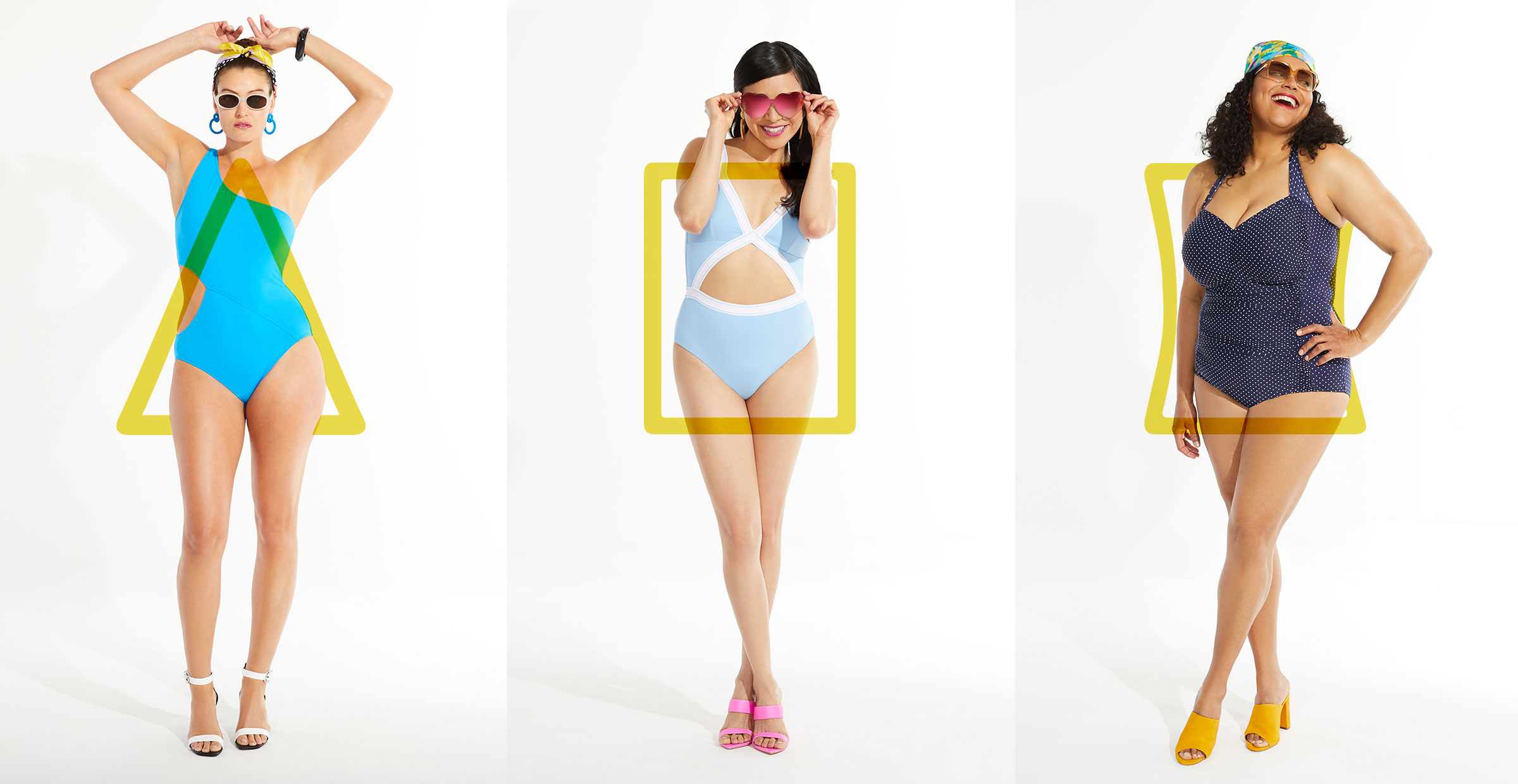Here's How to Find Your Perfect Swimsuit