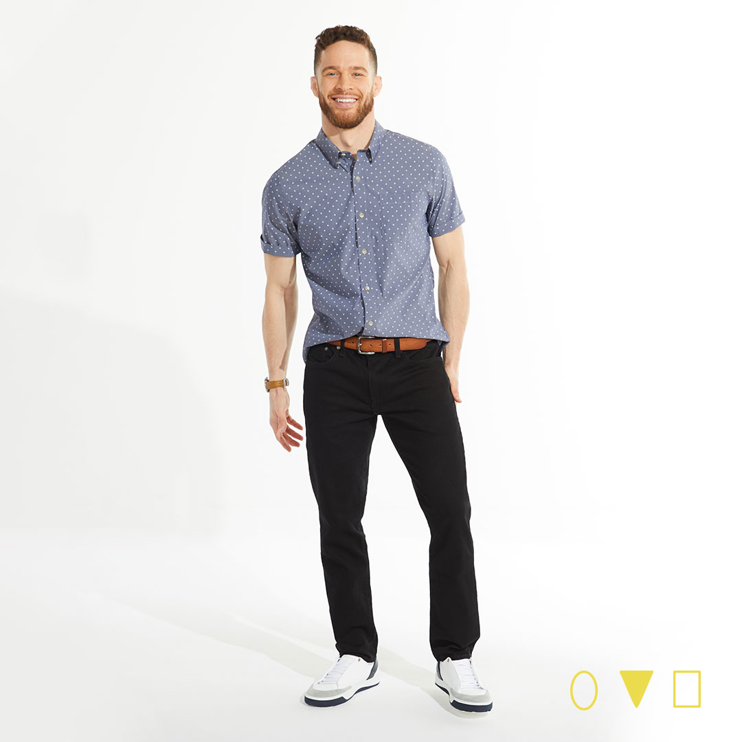 mens weekend casual outfit