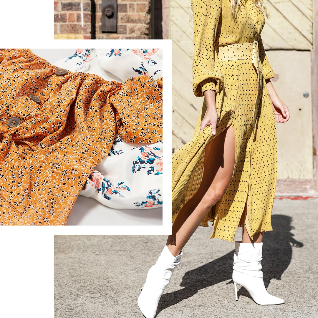 Women's boho maxi dresses