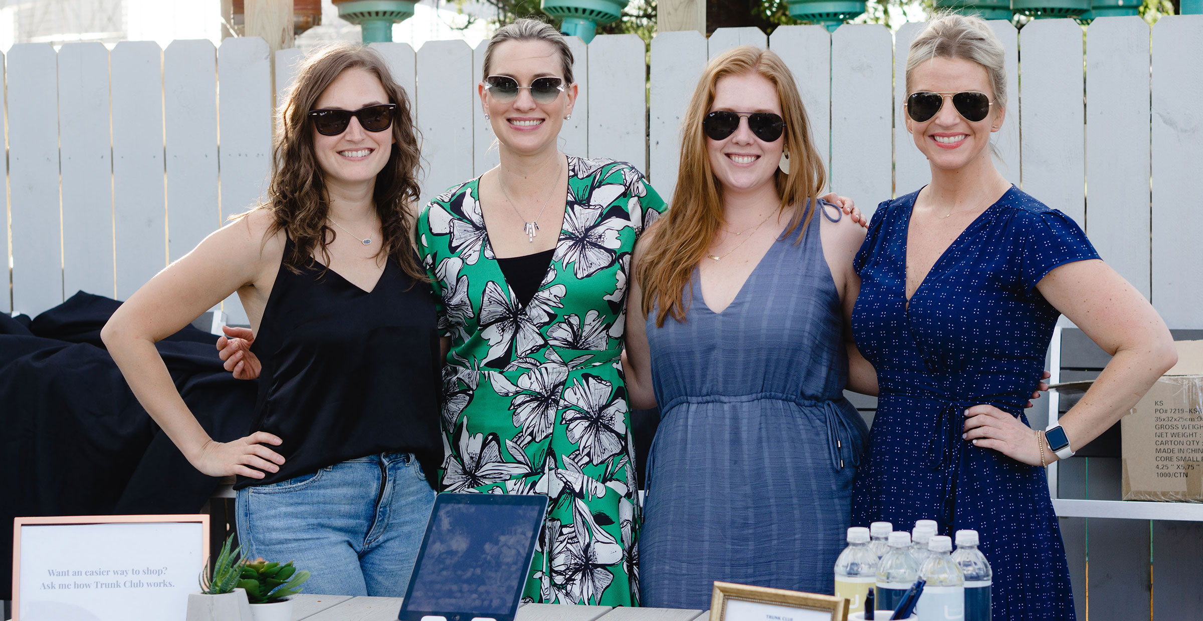Summer Social with Trunk Club and Kendra Scott event