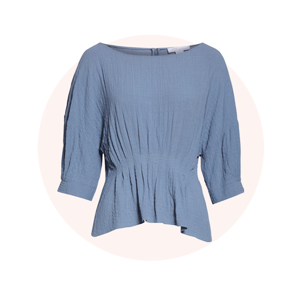 Dolman-sleeve tops