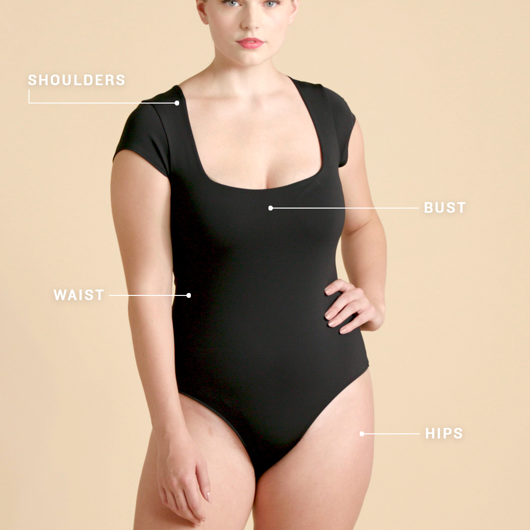 measurements for body type