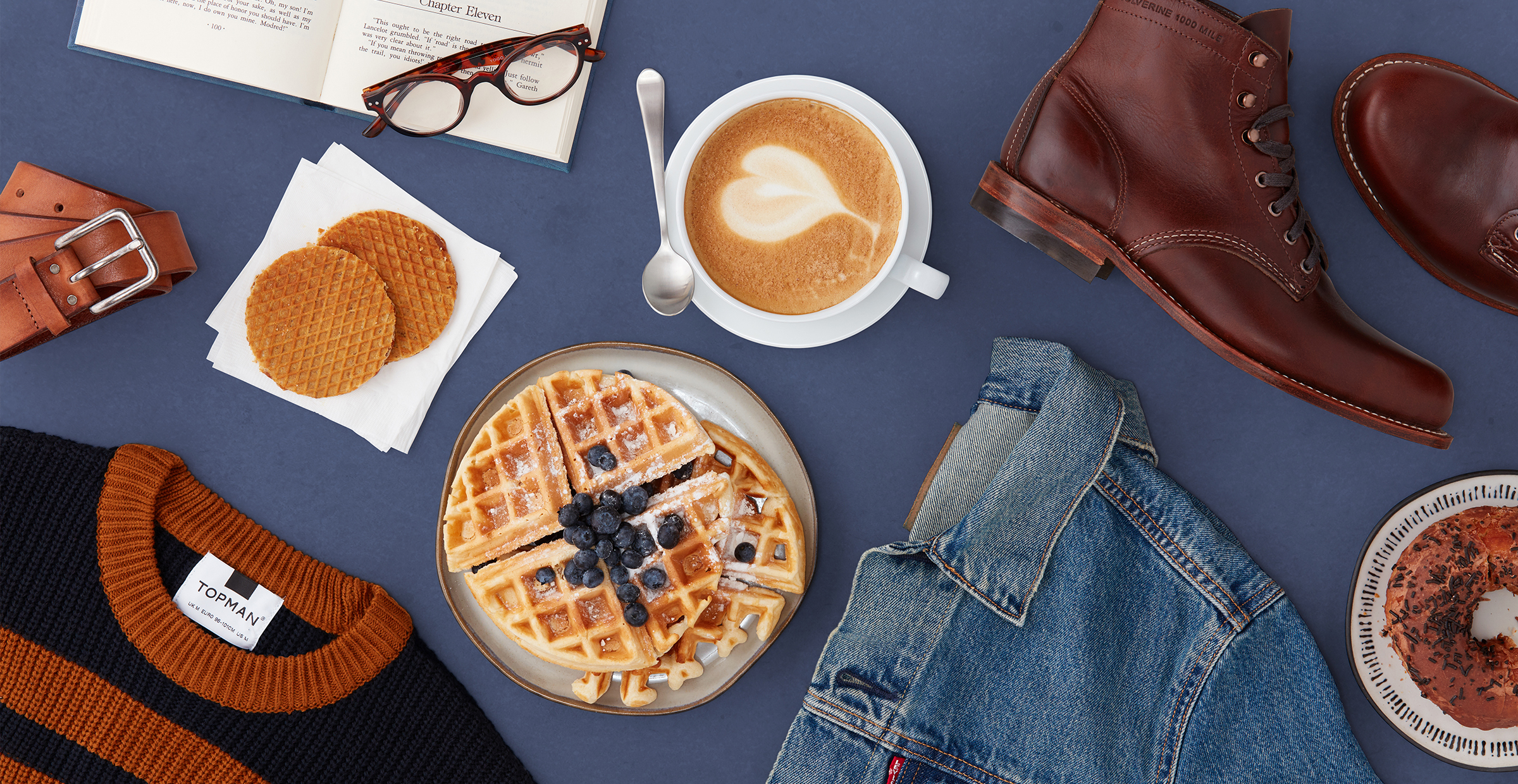 Men's Brunch Outfits, from Casual Weekends to Coffee Dates