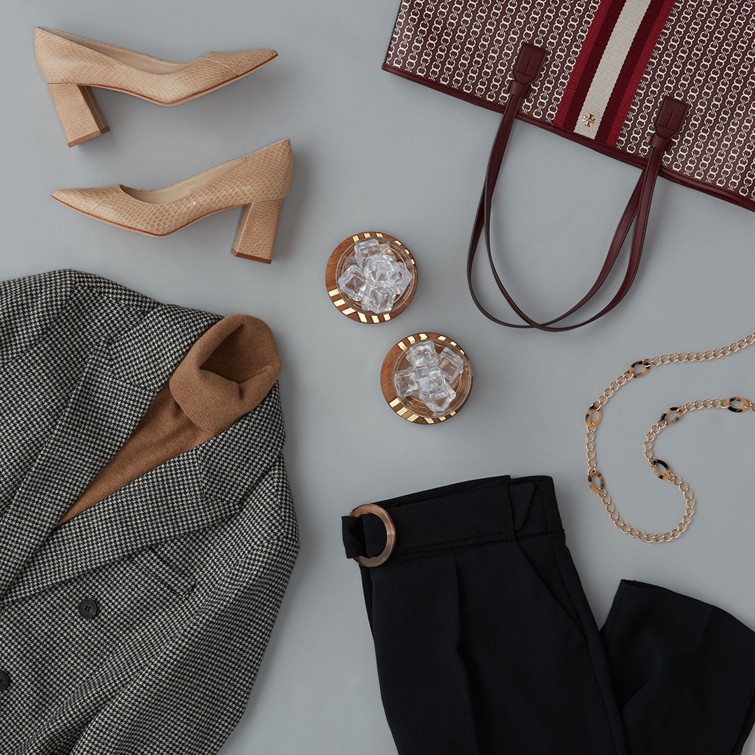 Women's business casual dinner outfit
