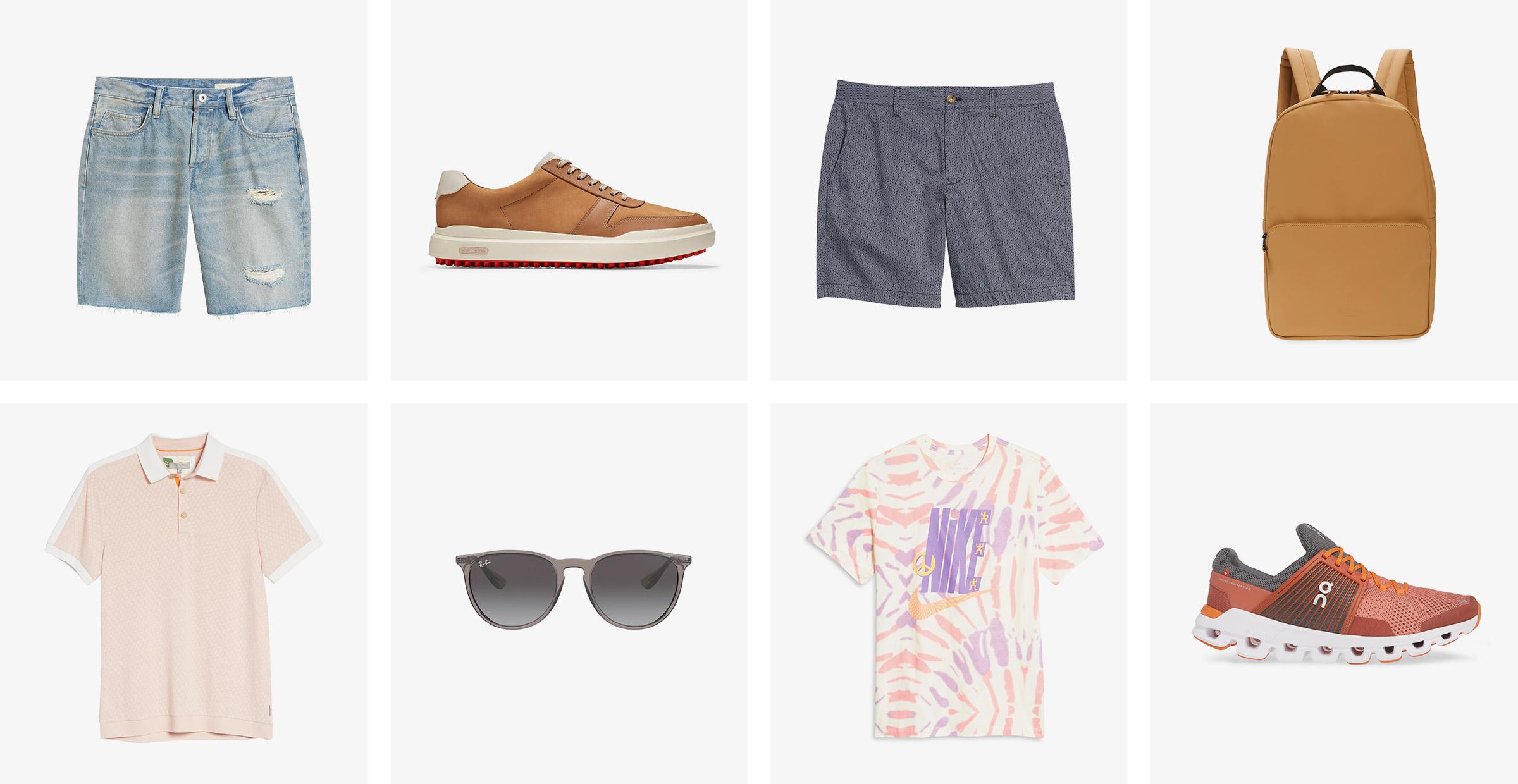 4 Ways to Wear Shorts