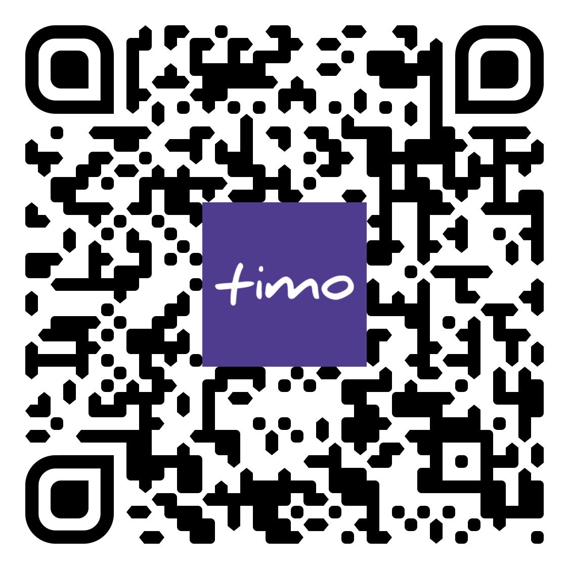 Timo QR code