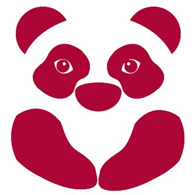 cranberry panda