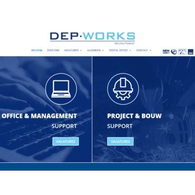 DEP WORKS Recruitment