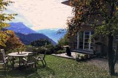 House sit in Leysin, Switzerland
