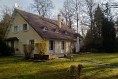 House sit in Chantilly, France