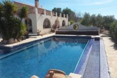 House sit in Sax, Spain