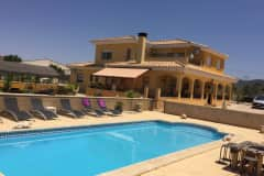 House sit in Biar, Spain