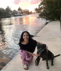 With COCO xoxoxo  in North Miami Beach, Florida