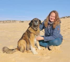 Stella and me - Portugal January 2020