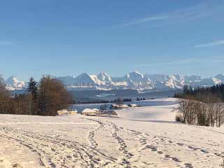 hinter dem haus winter 2018