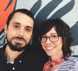 Angelo and Whitney 2019
