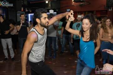 This is me dancing Salsa/Bachata