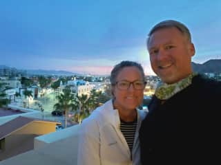 Mike & Kate in Cabo 2020-2021