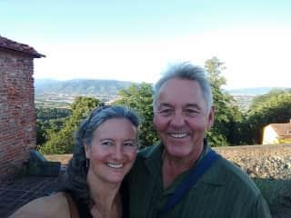 Celinda Shannon & Mike DeAngelis