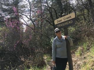 I like to hike and explore. I enjoy reading, writing and gardening too.