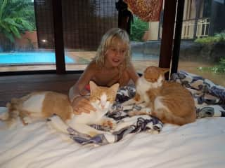 me with pets